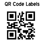 Custom QR Printed Labels