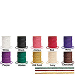 Rayon Twist Cord On Rolls