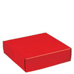 Red Gloss Mailers Corrugated Mailer Boxes
