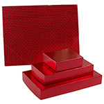 Red Diamond Candy Boxes Collection