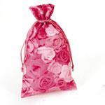 Rose Design Bags