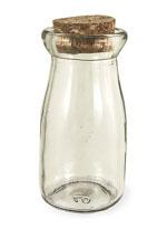 3 1/2 oz  Corked Bottle