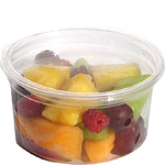 Biodegradable 12 oz. Clear Deli Container