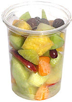 Biodegradable 32 oz. Clear Deli Container