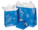 Royal Frost Designed Paper Shopping Bags