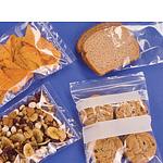 Clear Polyethylene Seal Top Bags