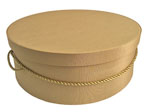 Gold Hat Boxes