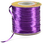 Synthetic Shiny Pearl Color Raffia