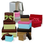 Deluxe Gourmet 2 Piece Gift Boxes
