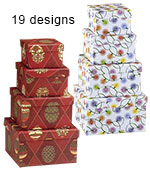 Stack-O-Four Gift Box Tower