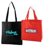 Standard Sized 100GSM Non Woven Totes
