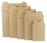 Heavy Duty Flat Kraft Cardboard Mailers