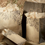 Sumatra Designed Paper Shopping Bags