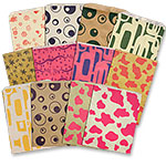 Thrifty Prints Random Designed Merchandise Bags