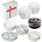 Bands, Boxes and Liners For Our Round Cookie Tins