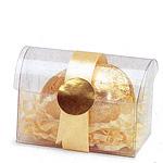 Clear Acetate Treasure Chest