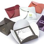 Special Order Tulip Style Certificate Folder