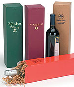 Single 1 Piece Wine Box