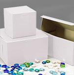 Ohio Valley White Cupcake Boxes