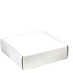 White Gloss Mailers Corrugated Mailer Boxes
