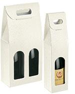 White Bubble Italian Wine Boxes