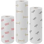 Custom Printed 40lb. White Kraft Giftwrap