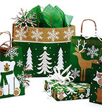Woodland Critters Holiday Collection