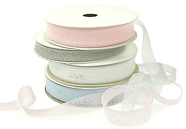 Stretch Chiffon Ribbon