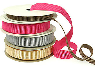 Stretch Grosgrain Ribbon