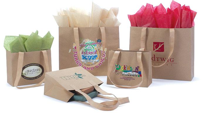 Short Run Urban Shopper Bags
