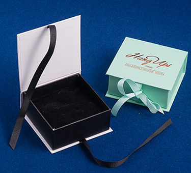 Overstocked Ribbon Jewelry Boxes